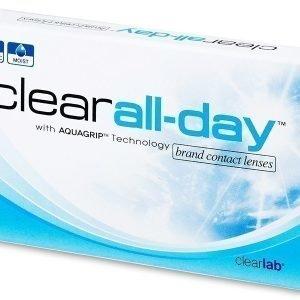 Clear All-Day 6kpl Kuukausilinssit