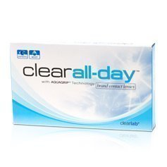 Clearlab Clear All-day kuukausilinssit