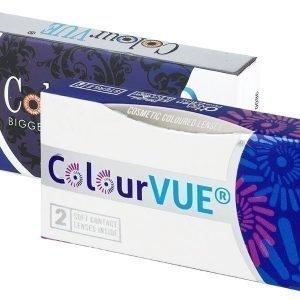 ColourVUE Glamour 2kpl Värilliset piilolinssit