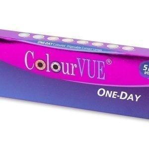 ColourVue One Day TruBlends Power Värilliset piilolinssit