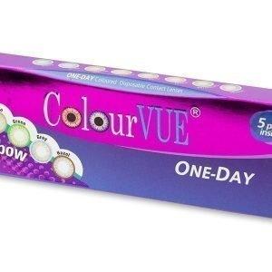 ColourVue One Day TruBlends Rainbow Värilliset piilolinssit