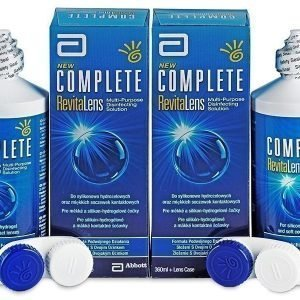 Complete RevitaLens Piilolinssineste 2 x 360 ml
