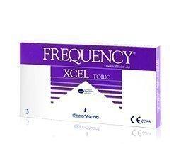 Cooper Vision Frequency Xcel Toric kuukausilinssit 3 kpl