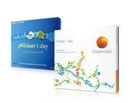 Cooper Vision Proclear 1 Day kertakäyttölinssit 90 kpl