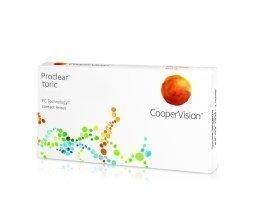 Cooper Vision Proclear Toric XR kuukausilinssit 3 kpl