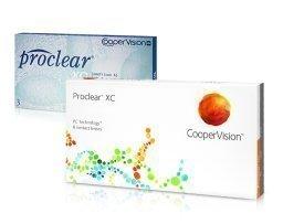 Cooper Vision Proclear XC kuukausilinssit 6 kpl