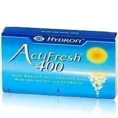 CooperVision ActiFresh 400 kuukausilinssit