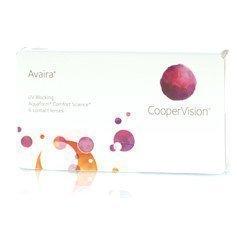 CooperVision Avaira kuukausilinssit