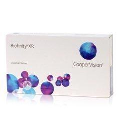 CooperVision Biofinity XR kuukausilinssit