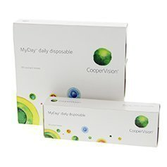 CooperVision MyDay daily disposable kertakäyttölinssit