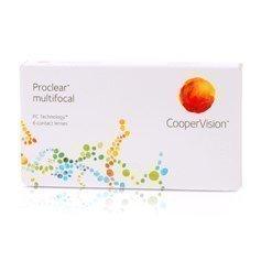 CooperVision Proclear Multifocal kuukausilinssit