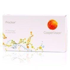 CooperVision Proclear Sphere kuukausilinssit