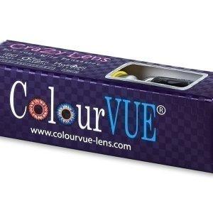 Crazy ColourVUE Plano 2kpl Värilliset piilolinssit
