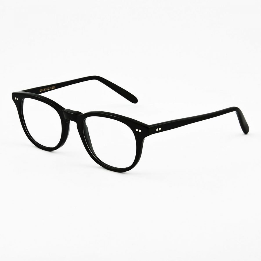 Cutler and Gross CG 0932-black silmälasit