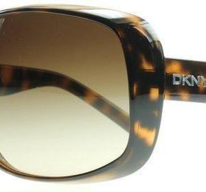 DKNY 4101 301613 Tumma Havana Aurinkolasit