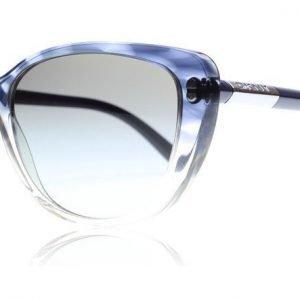 DKNY 4121 366111 Sininen-kristalli Aurinkolasit