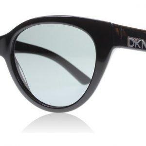 DKNY 4135 368887 Musta Aurinkolasit