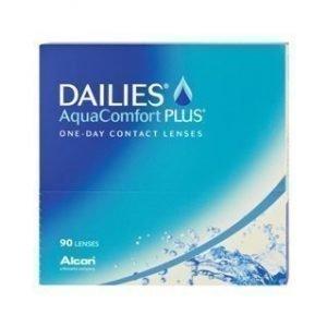 Dailies AquaComfort Plus 90/pkt Piilolinssit