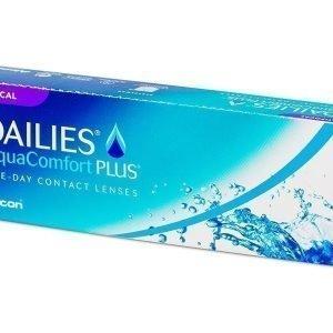 Dailies AquaComfort Plus Multifocal 30kpl Moniteholinssit