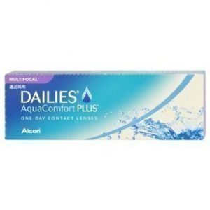 Dailies AquaComfort Plus Multifocal 30/pkt Piilolinssit