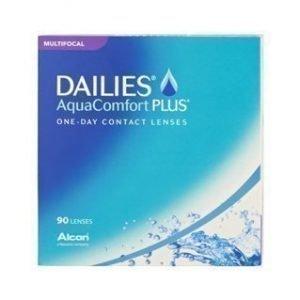 Dailies AquaComfort Plus Multifocal 90/pkt Piilolinssit