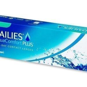 Dailies AquaComfort Plus Toric 30kpl Tooriset piilolinssit