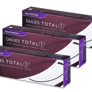 Dailies TOTAL1 Multifocal 90 kpl Moniteholinssit