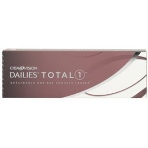 Dailies Total 1 30/pkt Piilolinssit