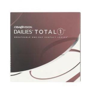 Dailies Total 1 90/pkt Piilolinssit