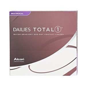 Dailies Total 1 Multifocal 90/pkt Piilolinssit