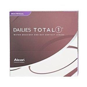 Dailies Total 1 Multifocal 90/pkt Piilolinssit