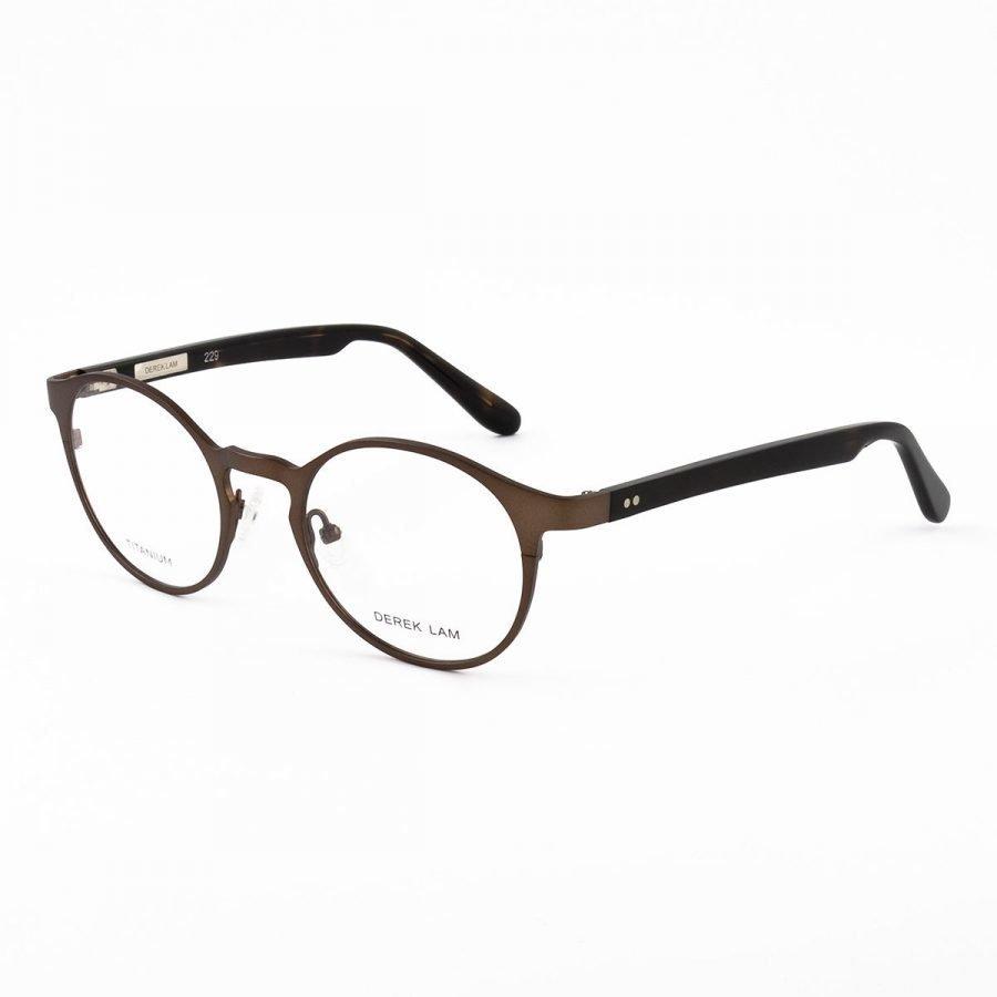 Derek Lam DL229-maho silmälasit