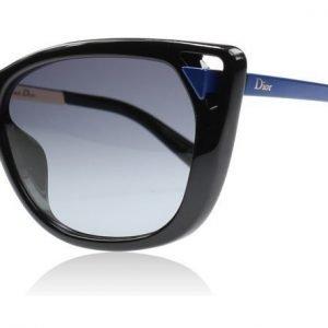 Dior Chromatic1 6LW Musta ja Sininen Aurinkolasit
