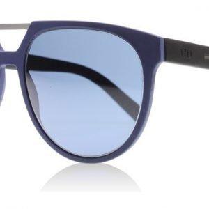 Dior Homme 0199S EMC Sininen-musta kumi Aurinkolasit