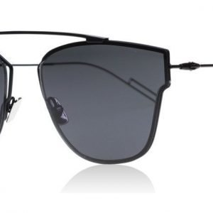Dior Homme 0204S 003 Matta musta Aurinkolasit