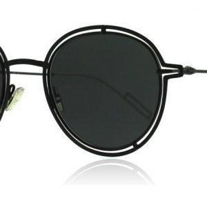 Dior Homme 0210S S8JY1 Matta musta Aurinkolasit