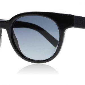 Dior Homme Black Tie 182S LUH Musta Aurinkolasit