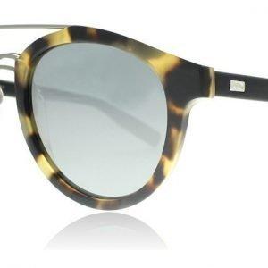 Dior Homme Blacktie231S 555T4 Havanna-musta Aurinkolasit