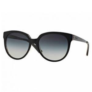 Dkny Dy4128 Aurinkolasit Black / Spotted Grey