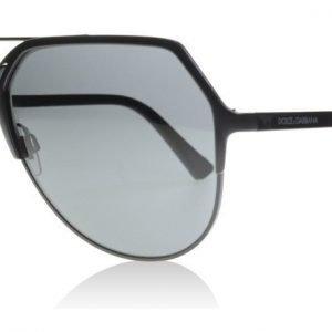Dolce and Gabbana 2151 110687 Musta Aurinkolasit