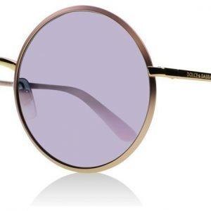 Dolce and Gabbana 2155 12945R Ruusukulta Aurinkolasit