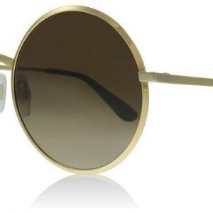 Dolce and Gabbana 2155 129713 Kulta Aurinkolasit