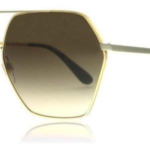 Dolce and Gabbana 2157 129713 Kulta Aurinkolasit