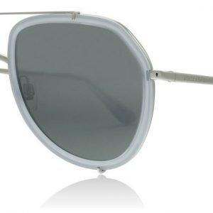 Dolce and Gabbana 2161 05 / 88 Opal Azure Silver Aurinkolasit