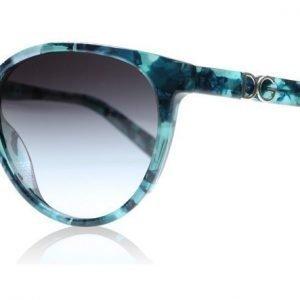 Dolce and Gabbana 4171PM 29118G Vihreä Marmori Aurinkolasit