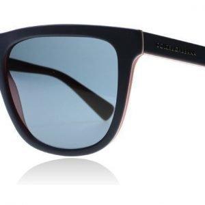 Dolce and Gabbana 4229 187287 Matta sininen-matta punainen Aurinkolasit