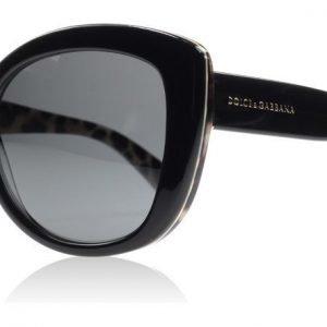 Dolce and Gabbana 4233 285787 Musta Aurinkolasit