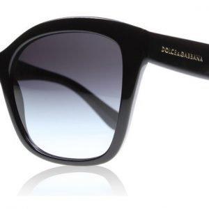 Dolce and Gabbana 4240 5018G Musta Aurinkolasit