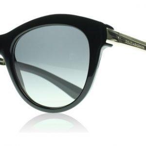 Dolce and Gabbana 4243 501/T3 Musta Aurinkolasit
