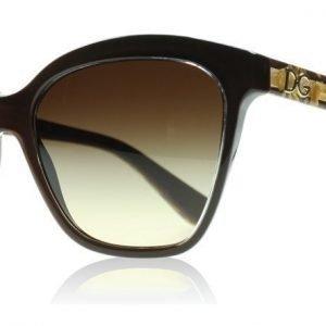 Dolce and Gabbana 4251 291813 Ruskea-kulta Aurinkolasit